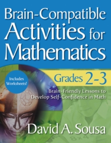 Brain-Compatible Activities for Mathematics, Grades 2-3, EPUB eBook