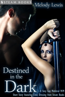 Destined in the Dark - Historical Cross-Dressing Medieval M/M Erotica from Steam Books, EPUB eBook