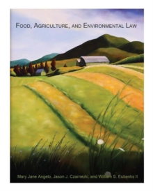 Food, Agriculture, and Environmental Law, EPUB eBook
