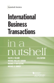 International Business Transactions in a Nutshell, Paperback / softback Book
