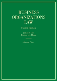 Business Organizations Law, EPUB eBook