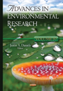 Advances in Environmental Research : Volume 37, Hardback Book
