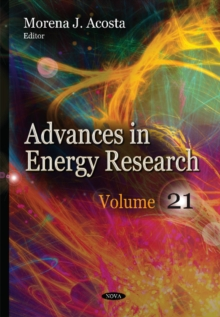 Advances in Energy Research : Volume 21, Hardback Book