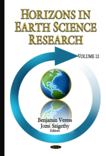 Horizons in Earth Science Research : Volume 12, Hardback Book