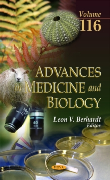 Advances in Medicine & Biology : Volume 116, Hardback Book