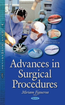 Advances in Surgical Procedures, Hardback Book