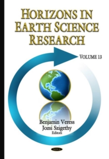 Horizons in Earth Science Research : Volume 13, Hardback Book