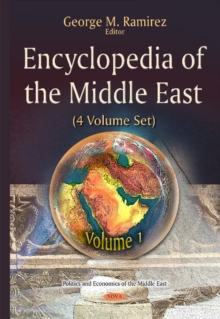 Encyclopedia of the Middle East : 4 Volume Set, Hardback Book
