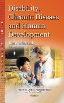Disability, Chronic Disease & Human Development, Hardback Book