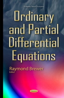 Ordinary & Partial Differential Equations, Hardback Book