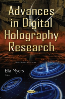 Advances in Digital Holography Research, Paperback Book