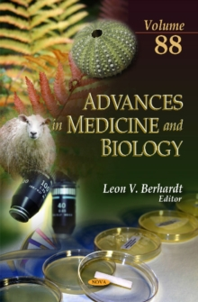 Advances in Medicine & Biology : Volume 88, Hardback Book