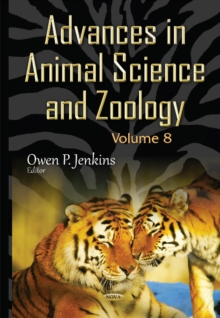 Advances in Animal Science & Zoology : Volume 8, Hardback Book