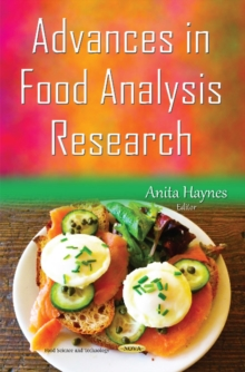 Advances in Food Analysis Research, Hardback Book