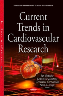 Current Trends in Cardiovascular Research, Hardback Book