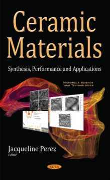 Ceramic Materials : Synthesis, Performance & Applications, Paperback Book