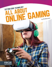 Cutting Edge Technology: All About Online Gaming, Paperback / softback Book