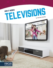 How It Works: Televisions, Paperback Book