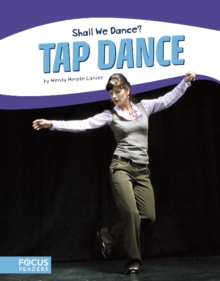 Shall We Dance? Tap Dance, Paperback Book