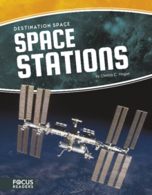Destination Space: Space Stations, Paperback Book