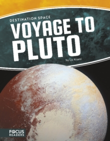 Destination Space: Voyage to Pluto, Paperback Book