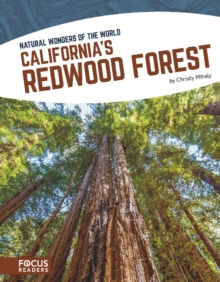 Natural Wonders: California's Redwood Forest, Paperback Book