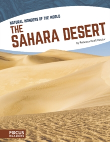 Natural Wonders: Sahara Desert, Paperback Book