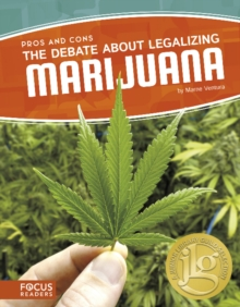 Debate about Legalizing Marijuana, Paperback Book