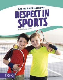 Sports: Respect in Sports, Paperback Book
