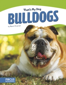 That's My Dog: Bulldogs, Paperback Book