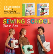 Sewing School Box Set: Sewing School & Sewing School 2, Multiple copy pack Book