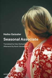 Seasonal Associate, Paperback / softback Book