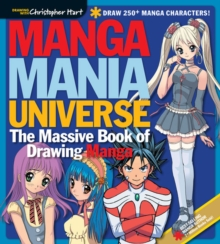 Manga Mania Universe : The Massive Book of Drawing Manga, Paperback / softback Book