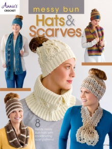 Messy Bun Hats & Scarves, EPUB eBook