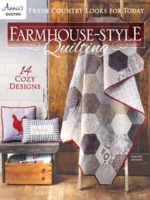 Farmhouse Style Quilting, EPUB eBook