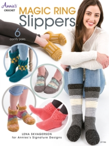 Magic Ring Slippers : 6 Comfy Pairs, Paperback / softback Book