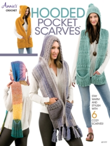 Hooded Pocket Scarves, EPUB eBook