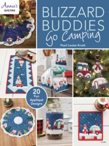 Blizzard Buddies Go Camping, EPUB eBook