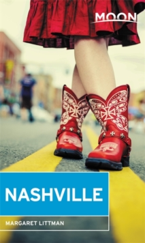 Moon Nashville (Third Edition), Paperback / softback Book
