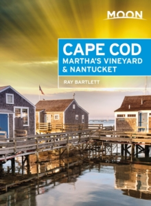 Moon Cape Cod, Martha's Vineyard & Nantucket, EPUB eBook
