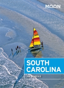 Moon South Carolina (Seventh Edition), Paperback Book
