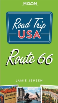 Road Trip USA Route 66 (Fourth Edition), Paperback Book