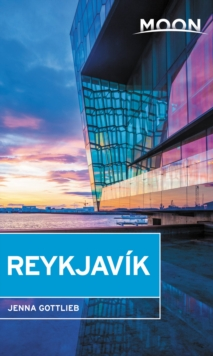 Moon Reykjavik (Second Edition), Paperback Book