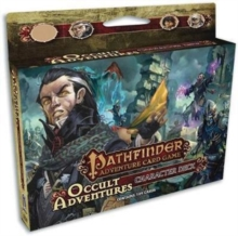 Pathfinder Adventure Card Game: Occult Adventures Character Deck 1, Game Book