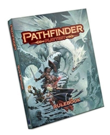 Pathfinder Playtest Rulebook, Hardback Book