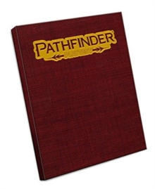 Pathfinder Playtest Rulebook Deluxe Hardcover, Hardback Book