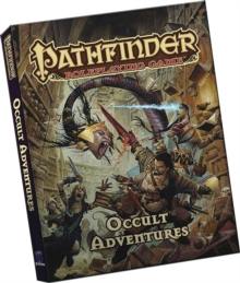 Pathfinder Roleplaying Game: Occult Adventures Pocket Edition, Paperback / softback Book