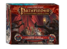 Pathfinder Adventure Card Game: Curse of the Crimson Throne Adventure Path, Game Book