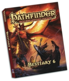 Pathfinder Roleplaying Game: Bestiary 6 Pocket Edition, Paperback / softback Book