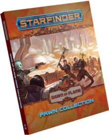 Starfinder Pawns: Dawn of Flame Pawn Collection, Game Book